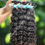 Brazilian deep weave hair