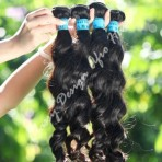 Brazilian loose weave hair