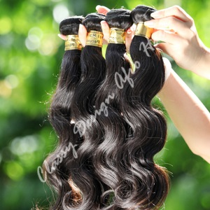 Peruvian body wave hair